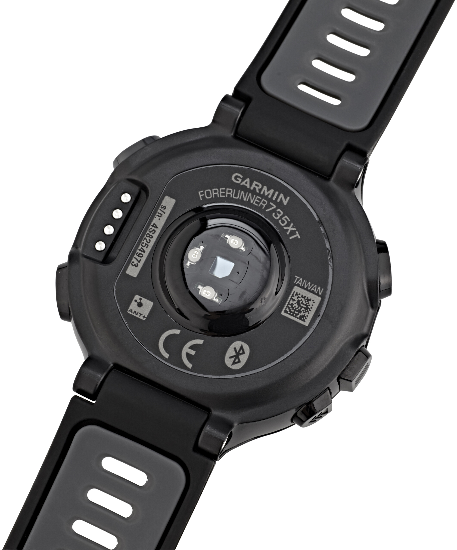 Garmin Forerunner 735xt Running Clock Incl Premium Hrm Chest Belt